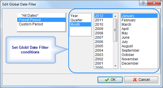 TO3000 - Global Date Filter for Freelance Translators