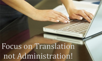 Focus on translation
